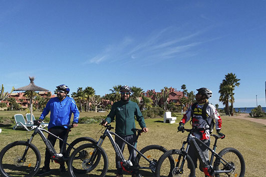 XC Guadalhorce Tour