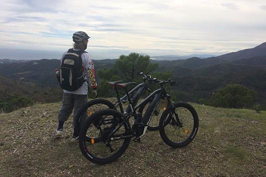 Enduro Malaga Mountains