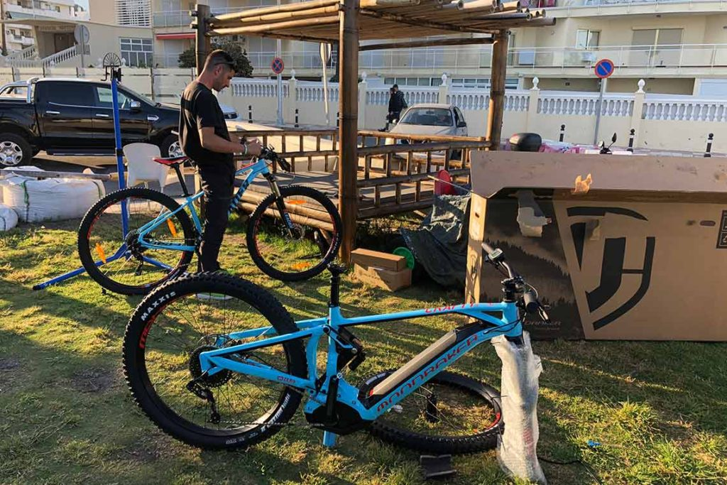 Sun Bikes partners with Mondraker to expand its fleet